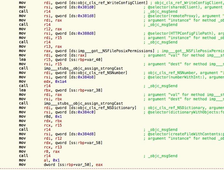 Hidden backdoor API to root privileges in Apple OS X |